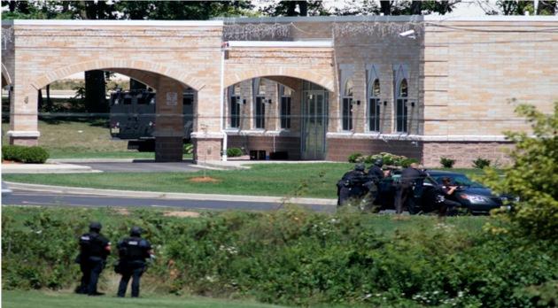 Un tiroteo 'masivo' se registra en el Templo Sikh de EE.UU.