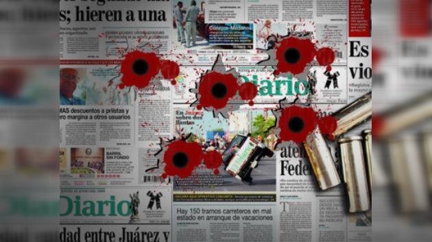 México, uno de los países más peligrosos para los periodistas
