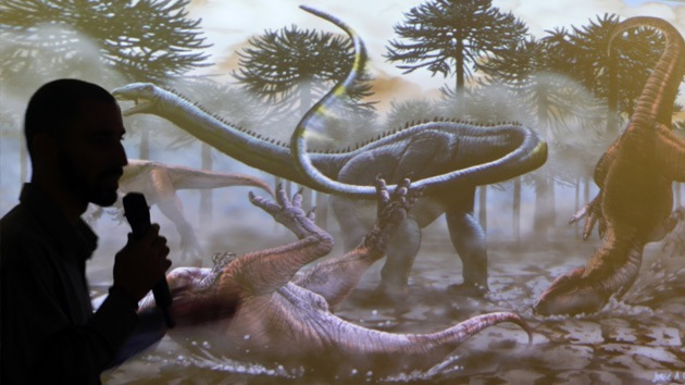 Un estudio establece que la sangre de los dinosaurios no era ni fría ni caliente