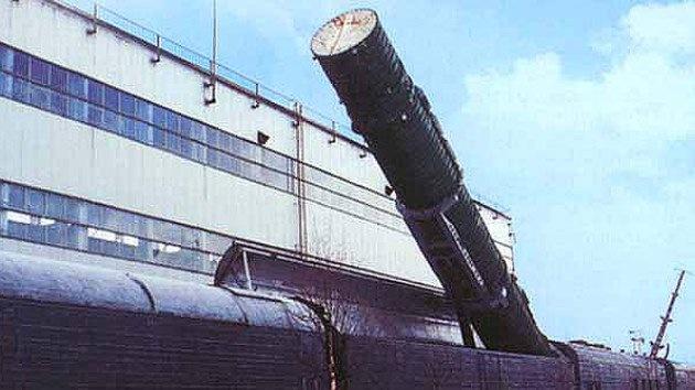 Rusia recrea sus sistemas de misiles balísticos camuflados en trenes