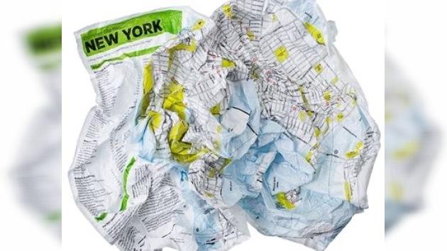 """Inventan mapa turístico """"indestructible"""""""