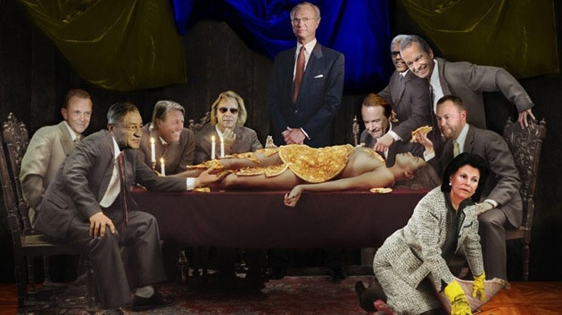 Una obra escandaliza a la Casa Real sueca tras presentar a los monarcas en una situación comprometida