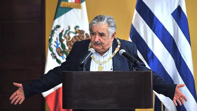 """Mujica: """"La globalización va al desastre si no vertebramos un programa de conciencia"""""""