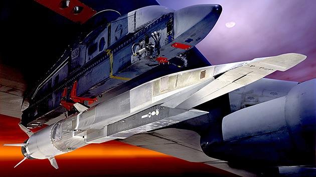 El Pentágono prueba el avión hipersónico de la NASA