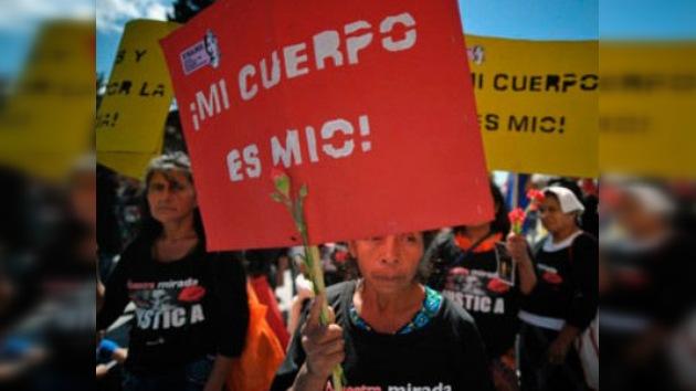 'El machismo mata': Latinoamérica contra la violencia de género
