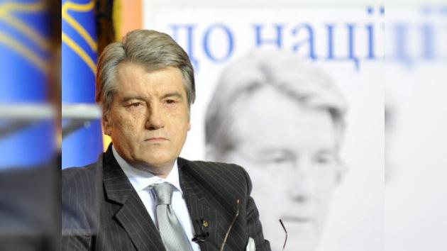 Yúschenko proclama Héroe de Ucrania al ultranacionalista Bandera