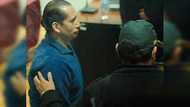 'El carnicero de los Andes' niega los delitos por los que se le inculpa