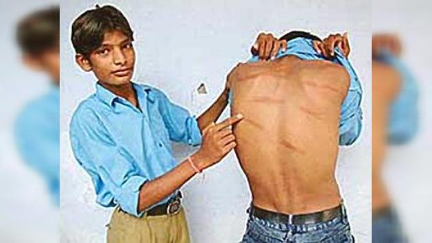 Pena corporal: ¿Una tradición o violación de derechos de los menores?