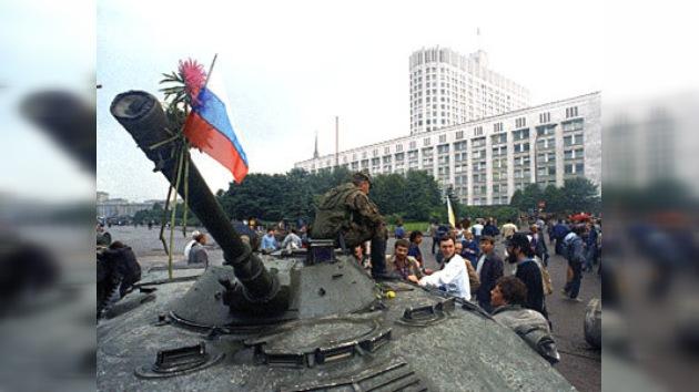 La mayoría de los rusos no cree que pueda estallar una nueva revolución