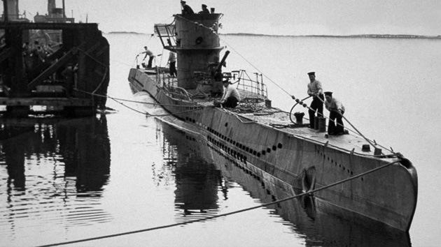 Hallan esqueletos humanos en un submarino nazi de la 2.ª Guerra Mundial en Indonesia