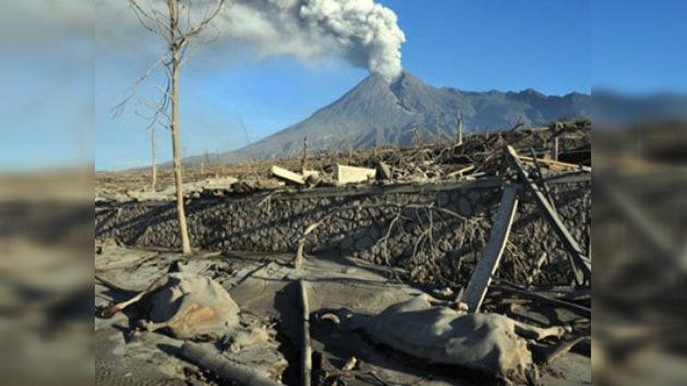 El insaciable volcán indonesio ya se ha cobrado más de 300 vidas