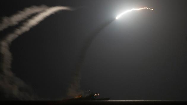 EE.UU. lanza una nueva serie de ataques aéreos contra el Estado Islámico en Siria