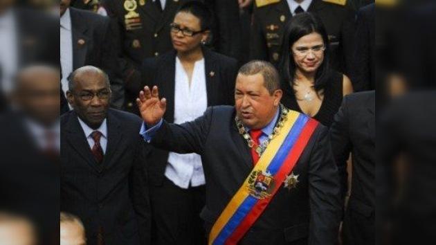 Chávez bate un récord con un discurso presidencial de casi 10 horas