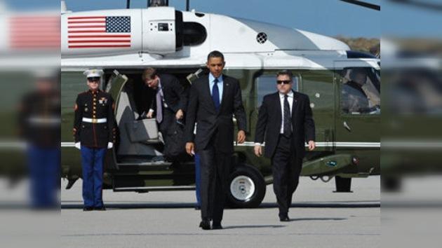 La llegada de Obama a Los Ángeles paraliza el tráfico en la ciudad