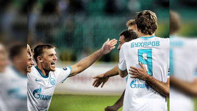 Zenit, bicampeón de la Liga Premier Rusa