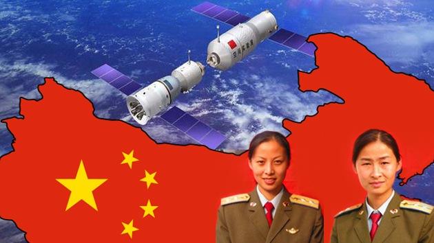 China enviará por primera vez a una mujer astronauta al espacio