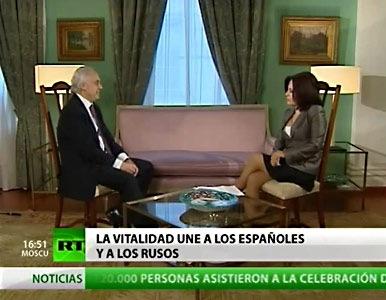 Entrevista con el Embajador de España en la Federación de Rusia, Juan Antonio March Pujol