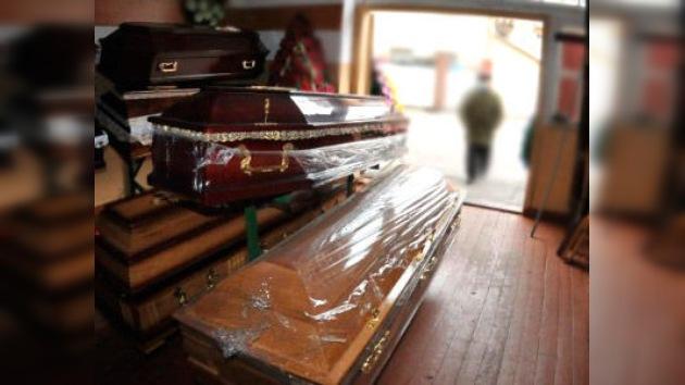La ciudad brasileña de São Paulo no puede enterrar a sus muertos