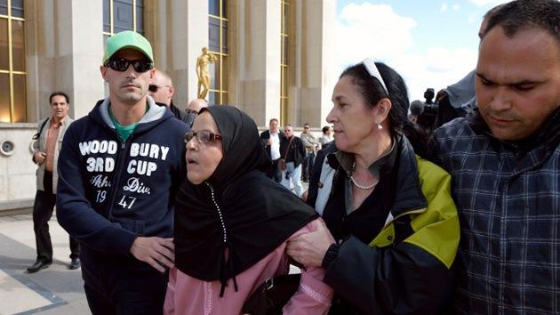 Detienen en París a 21 manifestantes contra las caricaturas de Mahoma