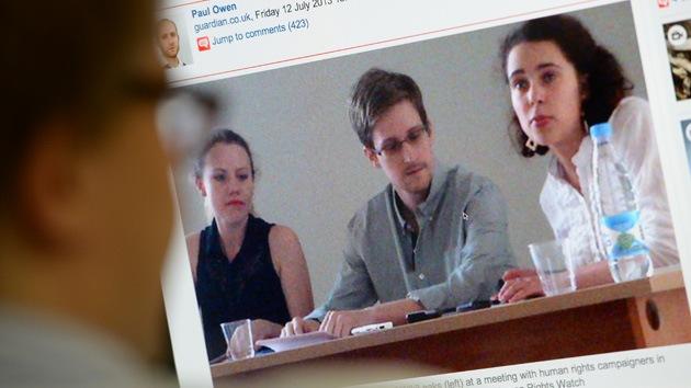 El Parlamento Europeo invitaría a Snowden a testificar sobre el espionaje de la NSA