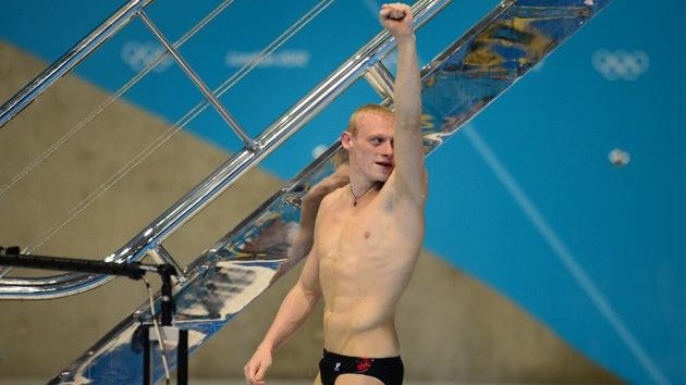 Londres 2012: oro para Rusia en trampolín de tres metros