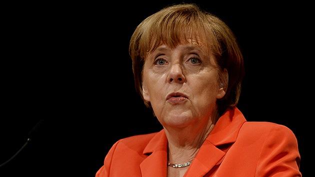 """""""Merkel acusa a Rusia por hacer la misma política que practica la UE"""""""