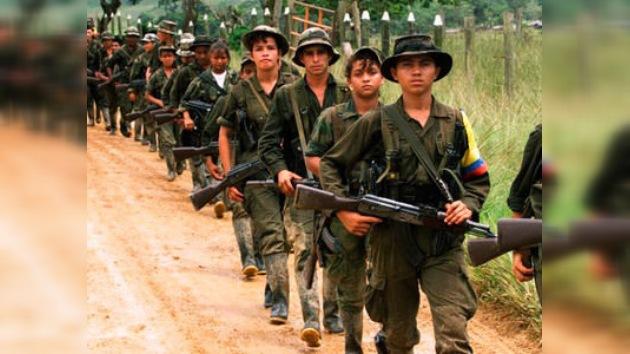 Si eres joven y tienes un diploma, eres bienvenido a las FARC