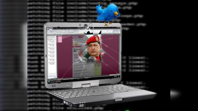 La cuenta de Chávez en Twitter podría haber sido ´hackeada´