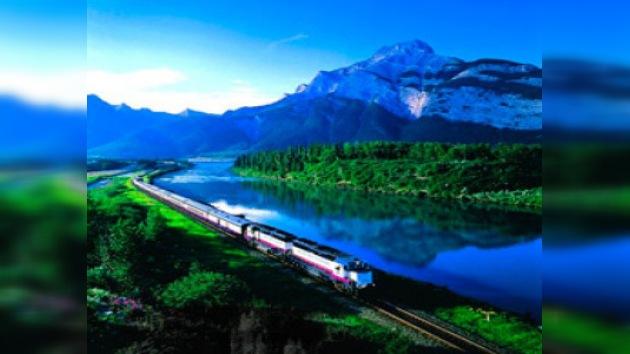 El 'turismo lento' del tren como alternativa al estrés cotidiano