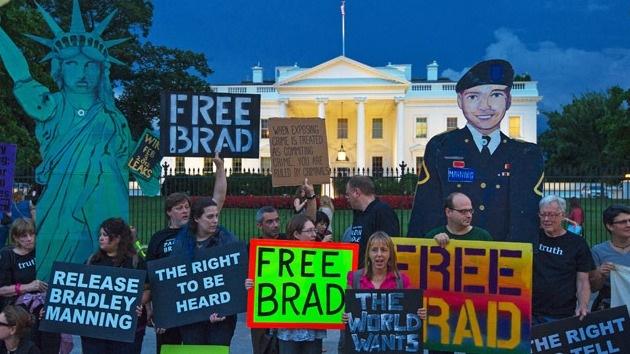 """""""La condena a Manning, una expresión perversa del excepcionalismo de EE.UU."""""""
