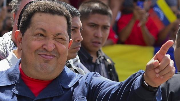 Hugo Chávez ya tiene su telenovela socialista