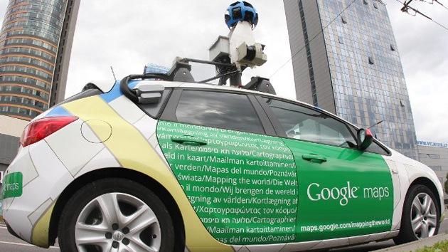 Google puede pagar siete millones de dólares por 'espiar' con sus coches