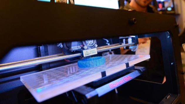 Estudiante de EE.UU. publicará en la Red diseños para imprimir una pistola en 3D