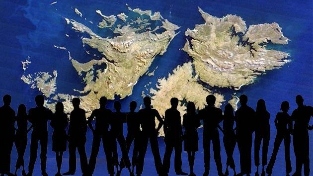 Los isleños de las Falklands no existen, según la diplomacia argentina