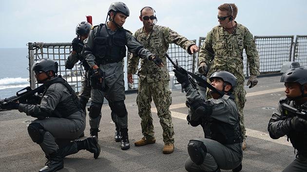 EE.UU.: Un comandante de la Armada cambia secretos militares por prostitutas