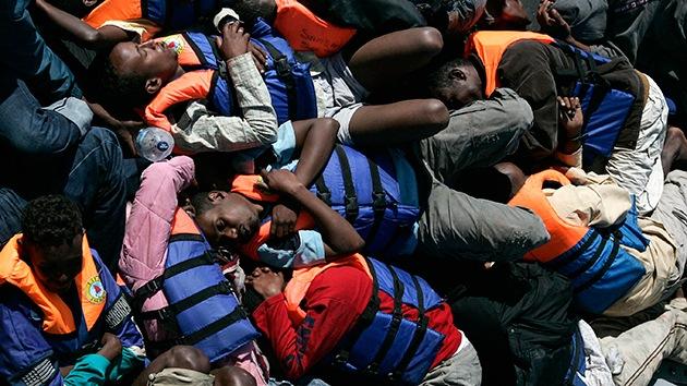 Sobreviviente narra cómo fue 'el viaje de la muerte' en aguas del Mediterráneo