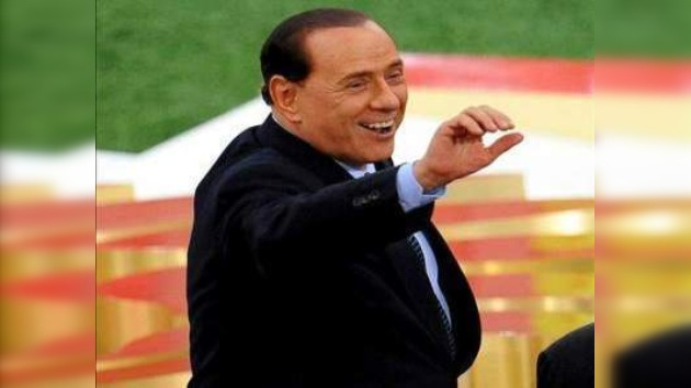 Berlusconi perdona a su agresor