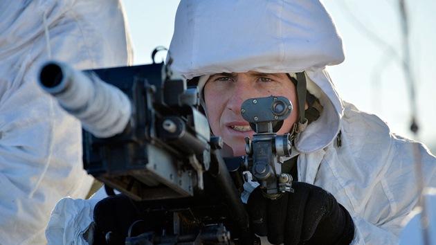 Putin ordena ampliar la presencia militar rusa en el Ártico