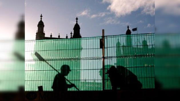 El paro en Reino Unido se salta todos los 'stop'