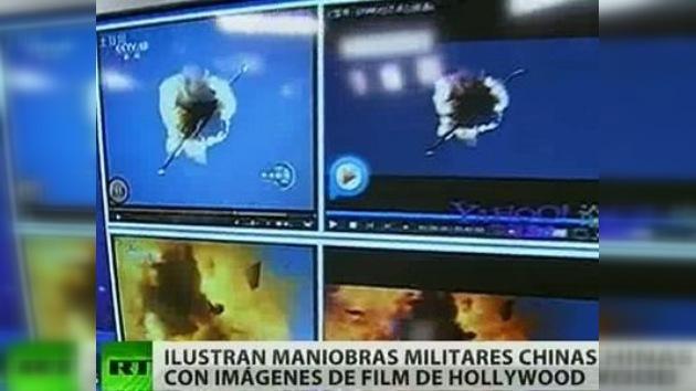 Un canal chino usa escenas de 'Top Gun' en un vídeo sobre simulacros aéreos