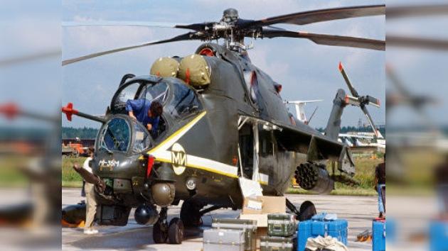 Perú comprará 8 helicópteros militares rusos para combatir el narcotráfico