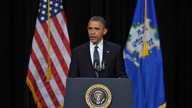 Obama apoya la iniciativa de prohibir la venta de armas en EE.UU.