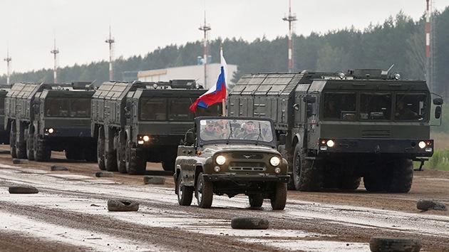 El Ejército ruso tendrá siete complejos equipados con Iskander-M