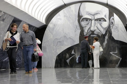 Se inauguran dos nuevas estaciones de metro en Moscú