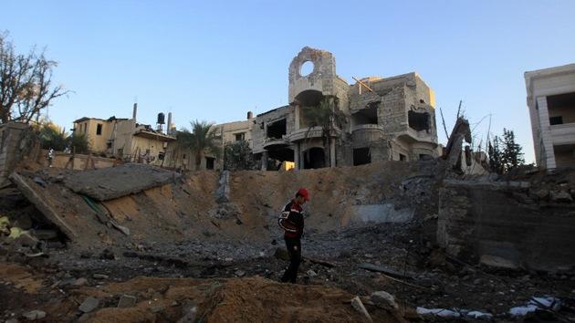 """Más niños muertos en la """"operación de precisión"""" israelí en Gaza"""