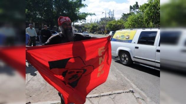 Simpatizantes de Zelaya toman las calles de Honduras