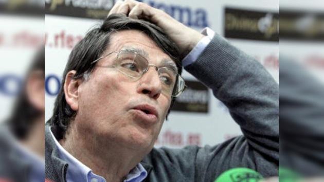 Odriozola no dejará su cargo por el escándalo de la operación 'Galgo'