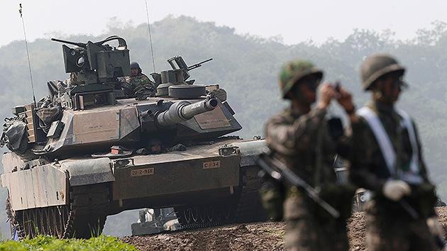 Seúl realizará los ejercicios militares pese a las amenazas de Piongyang
