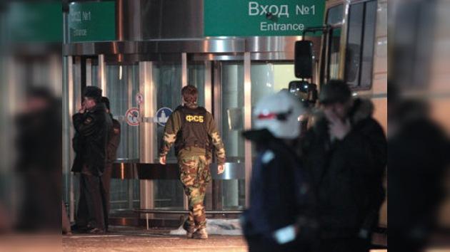 Hallaron los restos del presunto terrorista suicida del aeropuerto de Moscú