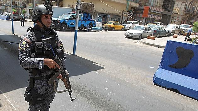 18 muertos en un asalto a un ministerio iraquí